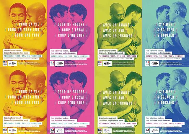 Campagne de prévention du VIH : les réacs perdent les pédales!