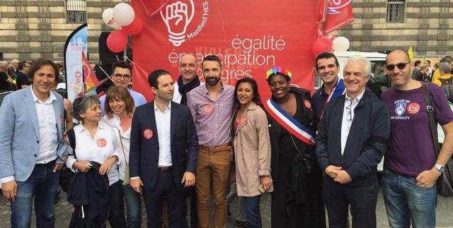 Benoît Hamon, notre candidat, évidemment!