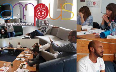 Notre Campus de rentrée : Manifest'HES, International, Mémoire, au travail!