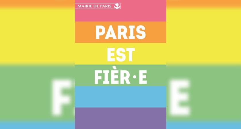 À Paris, un plan d'actions contre les haines antiLGBT qui doit faire école