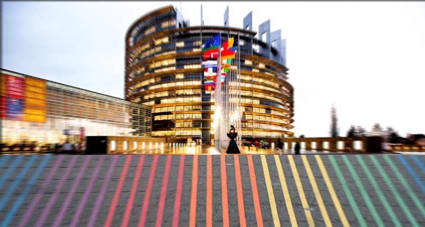 L'Europe adopte un rapport progressiste sur les droits fondamentaux