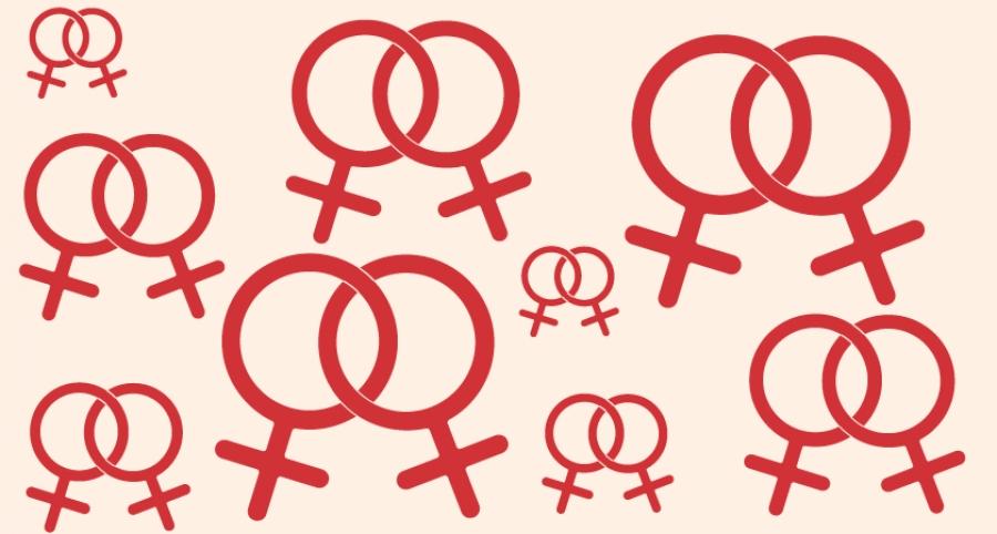 Une journée contre l'invisibilisation des lesbiennes et pour leurs droits