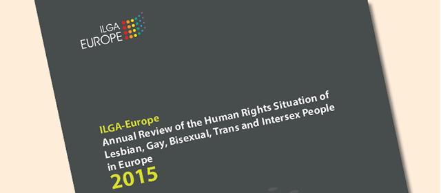Extraits du rapport de l'ILGA Europe 2015 en Français