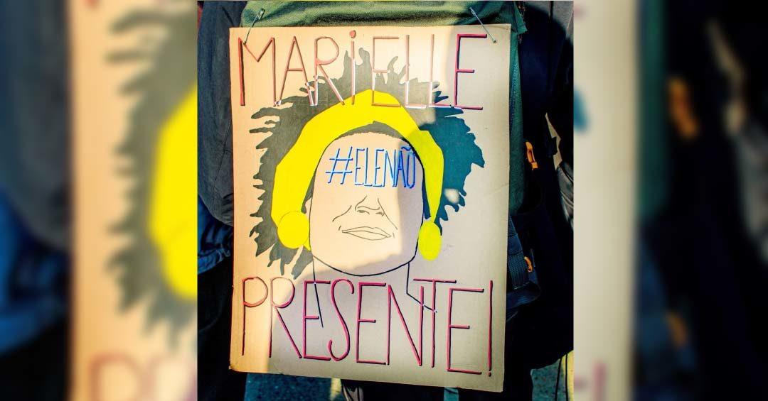 La mémoire de Marielle Franco, militante des droits LGBTI+, honorée à Paris