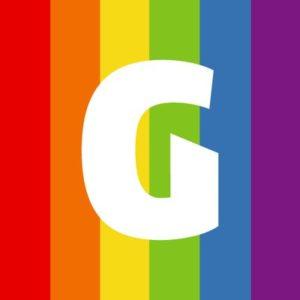 Logo du comité Génération·s LGBTI+