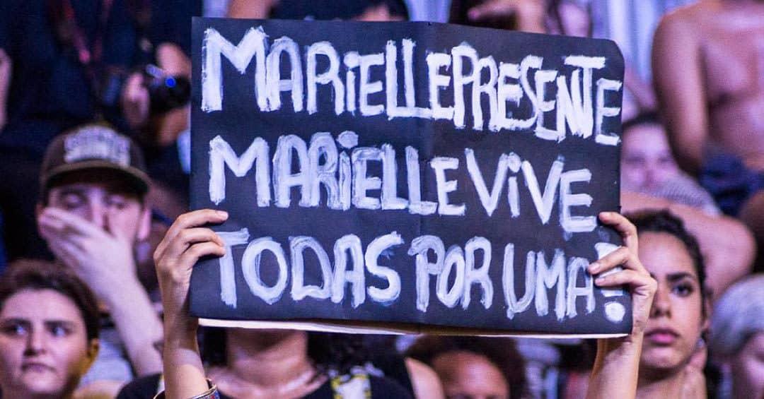 Marielle Franco nommée au Prix Sakharov - HES LGBTI