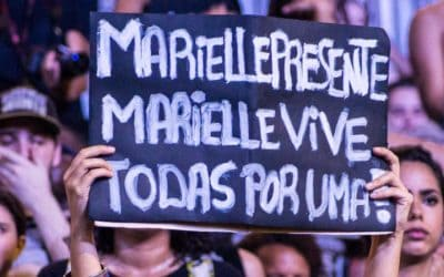 MarielleFranco nommée au Prix Sakharov