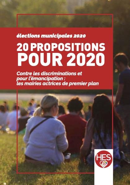 Propositions HES pour les mmunicipales HES LGBTI+