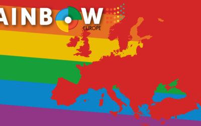 Places de la France au classement LGBT d'ILGA-Europe