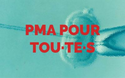 PMA tardive de Macron : des services publics sans moyen et rejetant des lesbiennes!
