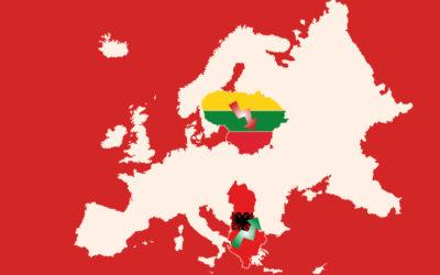 Droits LGBTI en Europe : progrès ou stagnation, les exemples en Albanie et Lituanie