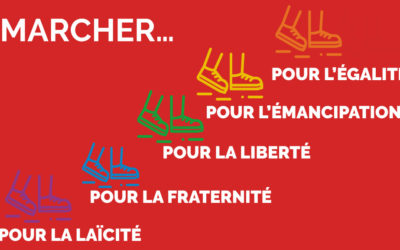 Le 10 octobre, on marche en France et ailleurs, pour défendre les familles, pour l'égalité et l'émancipation!