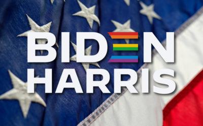 Victoire de Joe Biden et Kamala Harris à la présidence US : le combat pour les LGBTI reste entier