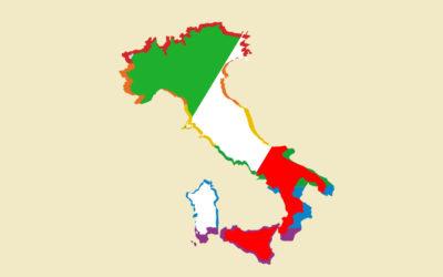 Lanterne rouge des pays fondateurs de l'UE, l'Italie avance pour les LGBTI+, mais trop timidement