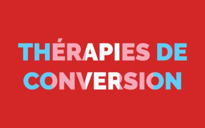 Contre les thérapies de conversion : un 1er vote satisfaisant, mais un débat à la transphobie criante